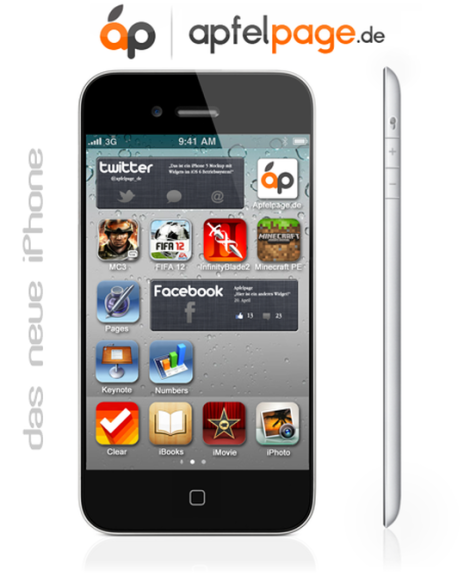 This year's iPod Touch could look very similar to this iPhone 5 concept