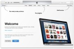 The introduction to iTunes 11 is brief
