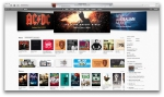 The iTunes Store interface is much different than before