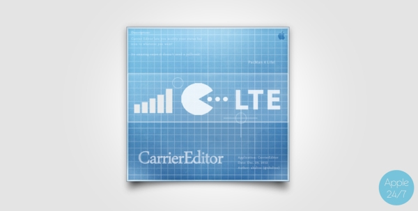 Carrier Editor