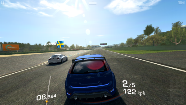 Real Racing 3 has some of the best visuals on iOS