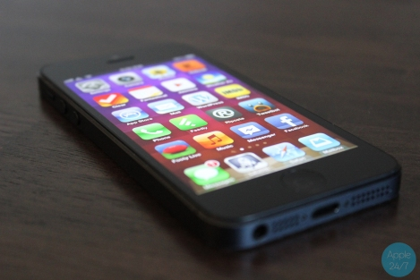 iPhone 5 7